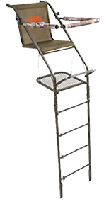 *DS* Single Ladder Stand 21 2 Boxes