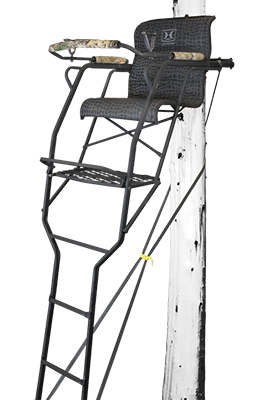 *DS* 20 Big Denali 1.5 Man Ladder Stand