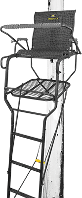 *DS* 21 Sasquatch  1.5 Man Ladder Stand