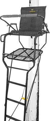 *DS* 21 Sasquatch  1.5 Man Ladder Stand
