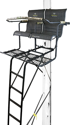 *DS* 18 Denali 2 Man Ladder Stand