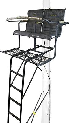 *DS* 18 Denali 2 Man Ladder Stand