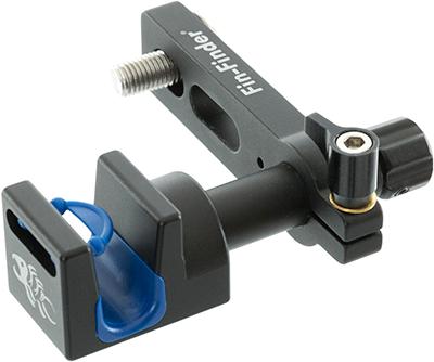 Fin-Finder Hydro-Glide Pro Rest Black Right/Left Hand