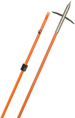 Fin-Finder Raider Pro Arrow Orange w/The Kraken Point