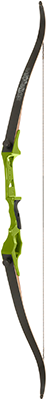 Fin-Finder Bankrunner Recurve Winch Pro Package Green 35# RH