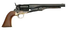 1860 Colt Army Steel .44c