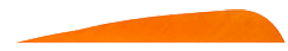 4 LW Gateway Feathers Orange