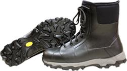 Stealthline 5mm Black Boot Size 8