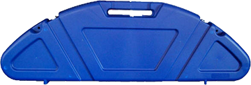Genesis Hard Bow Case Blue