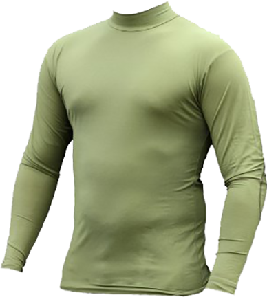 Rynoskin Total Shirt Green Medium