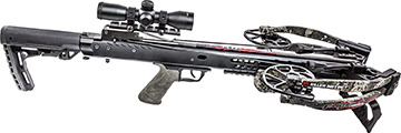 * Killer Instinct Furious Pro 9.5 Crossbow Package