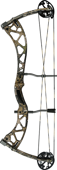 "Carbon Fury Early Season Camo Left Hand 27-31"" 70#"