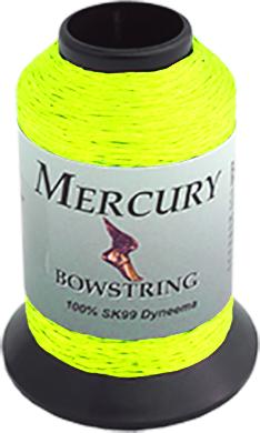 Mercury Bowstring Material 1/4 lb. Flo Yellow