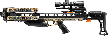 *M Mission Sub-1 XR Crossbow Realtree Edge Pro-Kit