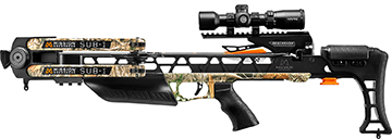 *M Mission Sub-1 Crossbow Realtree Edge Pro-Kit