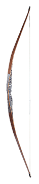 "18 Martin Savannah Stealth Longbow Left Hand 62"" 55#"