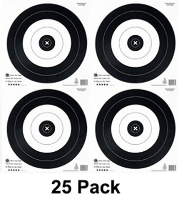 20CM NFAA 4 Spot Official Field Target