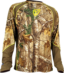 1.5 Performance L/S Shirt Trinity Tech Realtree Edge XL