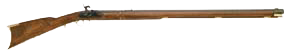 Kentucky Rifle 50P Hardwoods Stock / Blued Barrel