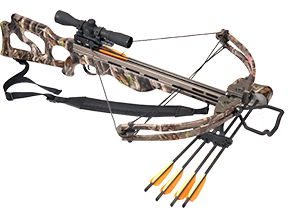 17 Ripper Crossbow Package Camo 185#