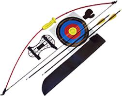 SA Sports Antelope Recurve Bow Set 15 lbs. RH/LH