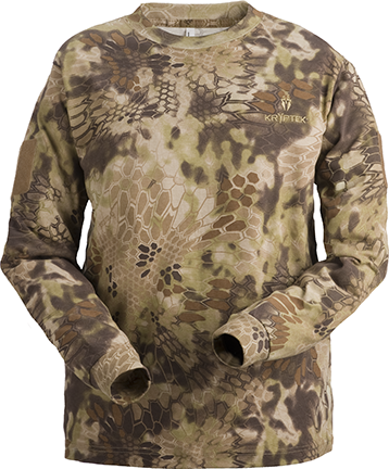 Stalker Long Sleeve Shirt Highlander Medium