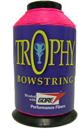 Trophy Bowstring Material Pink