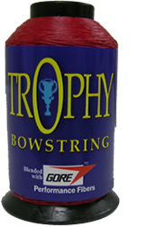 Trophy Bowstring Material Red