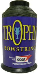 Trophy Bowstring Material Olive
