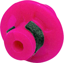 Kisser Button Pink