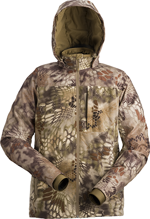 Vellus Jacket Highlander 2X