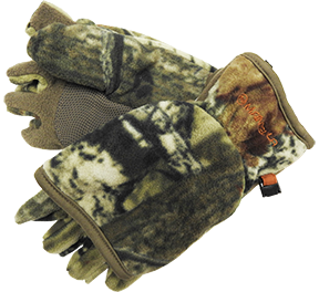 Womens Bowhunter Convertible Glove Mossy Oak Infinity Large