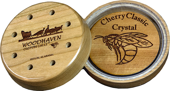 Cherry Classic Crystal Turkey Call