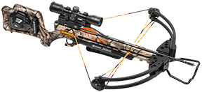 18 Ranger Crossbow Package w/3X M.L. Scope/Acu52