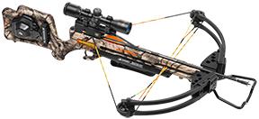 18 Ranger Crossbow Package w/3X M.L. Scope/Acu52
