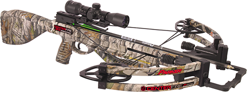 18 Centerfire XXT Crossbow Pkg w/Vari-Power Scope