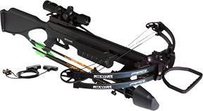 15 Diamond Stryker Off Spring Black Crossbow w/Package