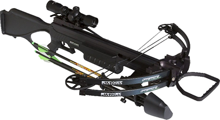16 Offspring Crossbow Package w/C2 Black
