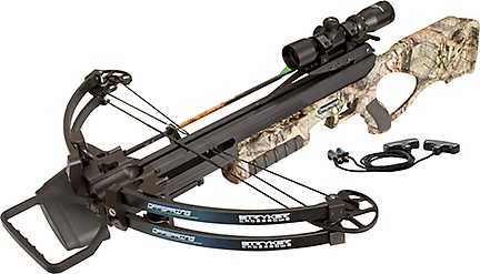 16 Offspring Crossbow Package w/C2 Camo