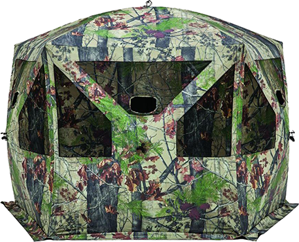 Pentegon Blind Blood Trail Backwoods Camo