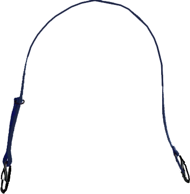 Bio Flex Bow Sling Black
