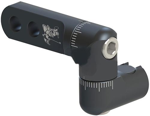 B-Stinger Side Bar Adjustable Elite w/o Front QD