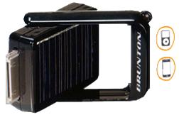 Bump Power Pack 550mah Apple Rechargeable Battery w/Solar