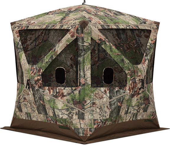 Big OX Blind Backwoods Camo