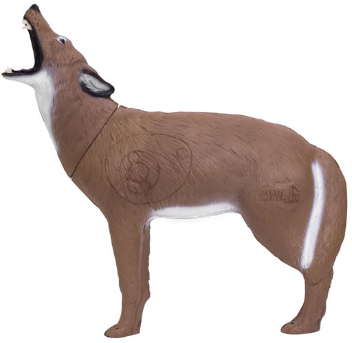 Delta McKenzie Howling Coyote Target