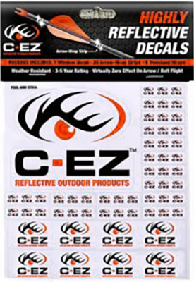 C-EZ Orange Wraps