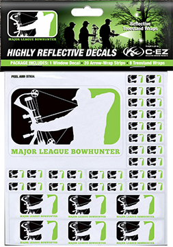 C-EZ Major League Bowhunter Series Wraps