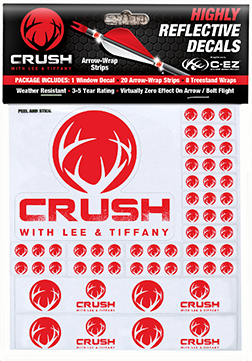 C-EZ Crush Edition Wraps