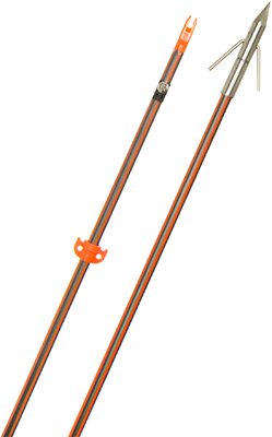 Fin-Finder Hydro Carbon IL Arrow w/Big Head Pro Point