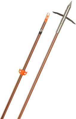 Fin-Finder Hydro Carbon IL Arrow w/The Kraken Point